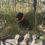 Kitty-Grouse Hunting at 12