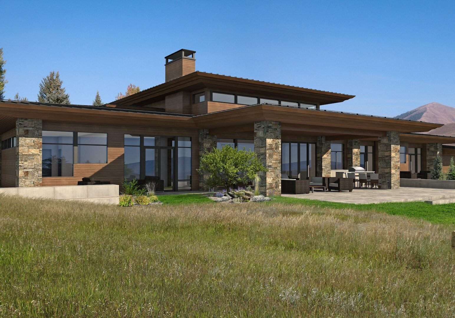 Lot 88-NW Elevation